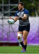 15 October 2019; Andrew Porter during Ireland Rugby squad training in Arcs Urayasu Park in Urayasu, Aichi, Japan. Photo by Brendan Moran/Sportsfile