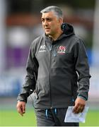 13 October 2019; Ulster coach Kieran Campbell ahead of the Celtic Cup Final match between Leinster A and Ulster A at Energia Park in Donnybrook, Dublin. Photo by Ramsey Cardy/Sportsfile