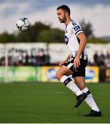 6 September 2019; Robbie Benson of Dundalk during the SSE Airtricity League Premier Division match between Dundalk and Cork City at Oriel Park in Dundalk, Co. Louth. Photo by Ben McShane/Sportsfile