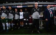 15 October 2019; Republic of Ireland manager Mick McCarthy ahead of the UEFA EURO2020 Qualifier match between Switzerland and Republic of Ireland at Stade de Genève in Geneva, Switzerland. Photo by Stephen McCarthy/Sportsfile