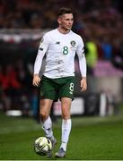 15 October 2019; Alan Browne of Republic of Ireland during the UEFA EURO2020 Qualifier match between Switzerland and Republic of Ireland at Stade de Genève in Geneva, Switzerland. Photo by Stephen McCarthy/Sportsfile