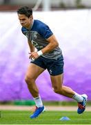 17 October 2019; Joey Carbery during Ireland Rugby squad training in Arcs Urayasu Park in Urayasu, Aichi, Japan. Photo by Ramsey Cardy/Sportsfile