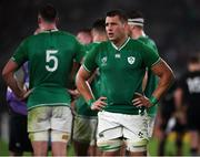 19 October 2019; A dejected CJ Stander after the 2019 Rugby World Cup Quarter-Final match between New Zealand and Ireland at the Tokyo Stadium in Chofu, Japan. Photo by Ramsey Cardy/Sportsfile
