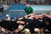 19 October 2019; Robbie Henshaw of Ireland during the 2019 Rugby World Cup Quarter-Final match between New Zealand and Ireland at the Tokyo Stadium in Chofu, Japan. Photo by Juan Gasparini/Sportsfile