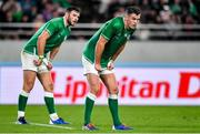 19 October 2019; Jonathan Sexton of Ireland during the 2019 Rugby World Cup Quarter-Final match between New Zealand and Ireland at the Tokyo Stadium in Chofu, Japan. Photo by Brendan Moran/Sportsfile