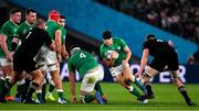 19 October 2019; Garry Ringrose of Ireland makes a break during the 2019 Rugby World Cup Quarter-Final match between New Zealand and Ireland at the Tokyo Stadium in Chofu, Japan. Photo by Brendan Moran/Sportsfile