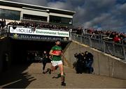 20 October 2019; Oisín Murphy of Birr runs out prior to the Offaly County Senior Club Hurling Championship Final match between Birr and St Rynaghs at O'Connor Park in Tullamore, Offaly. Photo by Harry Murphy/Sportsfile