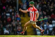 20 October 2019; Seamus Harnedy of Imokilly celebrates after scoring his side's second goal of the game during the Cork County Senior Club Hurling Championship Final match between Glen Rovers and Imokilly at Pairc Ui Rinn in Cork. Photo by Eóin Noonan/Sportsfile