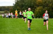 20 October 2019; Runners during the SPAR Cross Country Xperience at the National Sports Campus Abbotstown in Dublin. Photo by Sam Barnes/Sportsfile