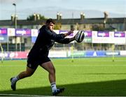21 October 2019; Michael Milne during a Leinster Rugby Squad Training session at Energia Park in Donnybrook, Dublin. Photo by Harry Murphy/Sportsfile