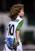 23 October 2019; Roy Lawlor of Bray Wanderers during the SSE Airtricity U13 League Final between Bray Wanderers and St Patrick's Athletic at Carlisle Grounds in Bray, Co Wicklow. Photo by Stephen McCarthy/Sportsfile