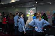 26 October 2019; Participants at the #GAAyouth Forum 2019 at Croke Park in Dublin. Photo by Matt Browne/Sportsfile