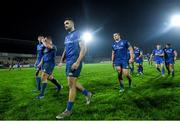 26 October 2019; Cian Kelleher of Leinster following the Guinness PRO14 Round 4 match between Zebre and Leinster at the Stadio Sergio Lanfranchi in Parma, Italy. Photo by Ramsey Cardy/Sportsfile
