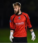 18 October 2019; Conor Kearns of UCD during the SSE Airtricity League Premier Division match between UCD and Shamrock Rovers at The UCD Bowl in Belfield, Dublin. Photo by Ben McShane/Sportsfile