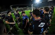 26 October 2019; Michael Milne of Leinster following the Guinness PRO14 Round 4 match between Zebre and Leinster at the Stadio Sergio Lanfranchi in Parma, Italy. Photo by Ramsey Cardy/Sportsfile