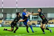 26 October 2019; Rory O'Loughlin of Leinster during the Guinness PRO14 Round 4 match between Zebre and Leinster at the Stadio Sergio Lanfranchi in Parma, Italy. Photo by Ramsey Cardy/Sportsfile