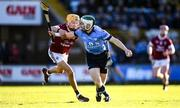 27 October 2019; Aidan Rochford of St Anne's in action against Harry O'Connor of St Martin's during the Wexford County Senior Club Hurling Championship Final between St Martin's and St Anne's at Innovate Wexford Park in Wexford. Photo by Stephen McCarthy/Sportsfile