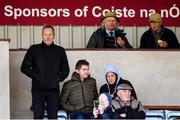 27 October 2019; John Meyler in attendance at the Wexford County Senior Club Hurling Championship Final between St Martin's and St Anne's at Innovate Wexford Park in Wexford. Photo by Stephen McCarthy/Sportsfile