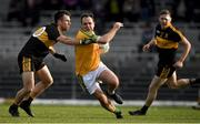 27 October 2019; Barry O'Dwyer of South Kerry in action against John Payne of Dr. Crokes during the Kerry County Senior Club Football Championship semi-final match between South Kerry and Dr Crokes at Fitzgerald Stadium in Killarney, Kerry. Photo by Brendan Moran/Sportsfile