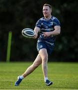 28 October 2019; Rory O'Loughlin during Leinster Rugby squad training at Rosemount in UCD, Dublin. Photo by Ramsey Cardy/Sportsfile