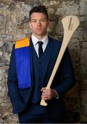 29 October 2019; Reigning All-Ireland hurling champion and Tipperary half back Padraic Maher is pictured at the announcement that Littlewoods Ireland will renew its sponsorship of the All-Ireland Senior Hurling Championship, the Littlewoods Ireland Camogie Leagues and the GAA Go Games Provincial Days for three years until 2022. Littlewoods Ireland has also launched new social channels for fans to see exclusive GAA content and have access to exclusive GAA competitions. For #StyleOfPlay content and behind the scenes action follow @LWI_GAA on Facebook, Instagram, Twitter and blog.littlewoodsireland.ie. Photo by Ramsey Cardy/Sportsfile