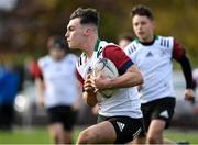 30 October 2019; Marcus Dalton of Midlands Area during the 2019 Shane Horgan Cup Second Round match between Midlands Area and Metro Area at Tullamore RFC in Tullamore, Offaly. Photo by Matt Browne/Sportsfile