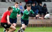30 October 2019; James Whelan of South East Area during the 2019 Shane Horgan Cup Second Round match between South East Area and North East Area at Tullamore RFC in Tullamore, Offaly. Photo by Matt Browne/Sportsfile