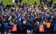 30 October 2019; Naomh Conaill players celebrate with fans after the final whistle in the Donegal County Senior Club Football Championship Final 2nd Replay match between Gaoth Dobhair and Naomh Conaill at Mac Cumhaill Park in Ballybofey, Donegal. Photo by Oliver McVeigh/Sportsfile