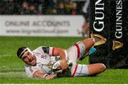 1 November 2019; Rob Herring of Ulster during the Guinness PRO14 Round 5 match between Ulster and Zebre at the Kingspan Stadium in Belfast. Photo by John Dickson/Sportsfile