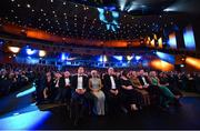 1 November 2019; A general view of the audience during the PwC All-Stars 2019 at the Convention Centre in Dublin. Photo by Brendan Moran/Sportsfile