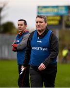 3 November 2019; Ballygunner joint managers Darragh O'Sullivan, right, and David Franks during the AIB Munster GAA Hurling Senior Club Championship Quarter-Final match between Sixmilebridge and Ballygunner at Sixmilebridge in Clare. Photo by Diarmuid Greene/Sportsfile
