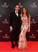 1 November 2019; Martin Fitzgerald and Sinead Lawler upon arrival at the PwC All-Stars 2019 at the Convention Centre in Dublin. Photo by David Fitzgerald/Sportsfile