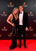 1 November 2019; Eoin Murphy and Grainne McGrath upon arrival at the PwC All-Stars 2019 at the Convention Centre in Dublin. Photo by David Fitzgerald/Sportsfile