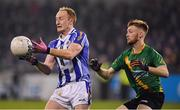 3 November 2019; Darren O'Reilly of Ballyboden St Enda's in action against Sean Kennedy of Thomas Davis during the Dublin County Senior Club Football Championship Final match between Thomas Davis and Ballyboden St Enda's at Parnell Park in Dublin. Photo by Brendan Moran/Sportsfile