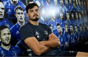 4 November 2019; Max Deegan poses for a portrait following a Leinster Rugby press conference at Leinster Rugby Headquarters in UCD, Dublin. Photo by Ramsey Cardy/Sportsfile