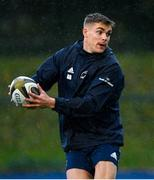 4 November 2019; Garry Ringrose during Leinster Rugby squad training at Energia Park in Donnybrook, Dublin. Photo by Ramsey Cardy/Sportsfile