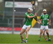 3 November 2019; James Doyle of St Mullins during the AIB Leinster GAA Hurling Senior Club Championship Quarter-Final between St Mullins and Cuala at Netwatch Cullen Park in Carlow. Photo by Matt Browne/Sportsfile