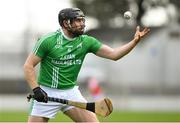3 November 2019; John Doran of St Mullins during the AIB Leinster GAA Hurling Senior Club Championship Quarter-Final between St Mullins and Cuala at Netwatch Cullen Park in Carlow. Photo by Matt Browne/Sportsfile