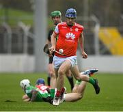 3 November 2019; Sean Moran of Cuala during the AIB Leinster GAA Hurling Senior Club Championship Quarter-Final between St Mullins and Cuala at Netwatch Cullen Park in Carlow. Photo by Matt Browne/Sportsfile