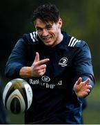 4 November 2019; Ryan Baird during Leinster Rugby squad training at Energia Park in Donnybrook, Dublin. Photo by Ramsey Cardy/Sportsfile