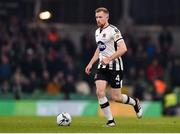 3 November 2019; Seán Hoare of Dundalk during the extra.ie FAI Cup Final between Dundalk and Shamrock Rovers at the Aviva Stadium in Dublin. Photo by Ben McShane/Sportsfile