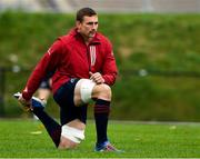 5 November 2019; Tommy O'Donnell during a Munster Rugby squad training session at University of Limerick in Limerick. Photo by Matt Browne/Sportsfile