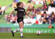 3 November 2019; Lauren Kelly of Wexford Youths during the Só Hotels FAI Women's Cup Final between Wexford Youths and Peamount United at the Aviva Stadium in Dublin. Photo by Ben McShane/Sportsfile