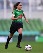 3 November 2019; Louise Corrigan of Peamount United during the Só Hotels FAI Women's Cup Final between Wexford Youths and Peamount United at the Aviva Stadium in Dublin. Photo by Ben McShane/Sportsfile