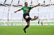 3 November 2019; Lauryn O'Callaghan of Peamount United during the Só Hotels FAI Women's Cup Final between Wexford Youths and Peamount United at the Aviva Stadium in Dublin. Photo by Ben McShane/Sportsfile