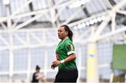 3 November 2019; Megan Smyth Lynch of Peamount United during the Só Hotels FAI Women's Cup Final between Wexford Youths and Peamount United at the Aviva Stadium in Dublin. Photo by Ben McShane/Sportsfile