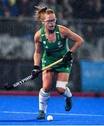 3 November 2019; Zoe Wilson of Ireland during the FIH Women's Olympic Qualifier match between Ireland and Canada at Energia Park in Dublin. Photo by Brendan Moran/Sportsfile