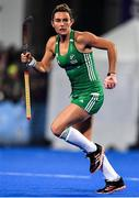 3 November 2019; Nikki Evans of Ireland during the FIH Women's Olympic Qualifier match between Ireland and Canada at Energia Park in Dublin. Photo by Brendan Moran/Sportsfile