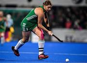 3 November 2019; Katie Mullan of Ireland during the FIH Women's Olympic Qualifier match between Ireland and Canada at Energia Park in Dublin. Photo by Brendan Moran/Sportsfile