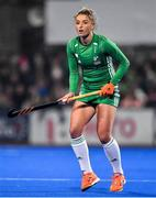 3 November 2019; Gillian Pinder of Ireland during the FIH Women's Olympic Qualifier match between Ireland and Canada at Energia Park in Dublin. Photo by Brendan Moran/Sportsfile